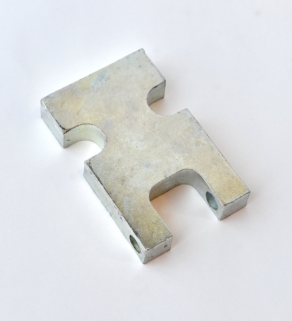3/4 Tiger Puller Plate (Small)
