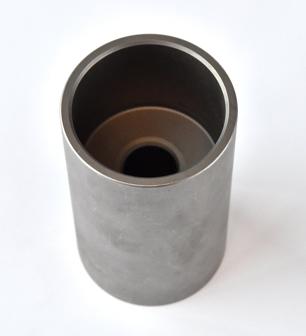 "2-1/2"" diameter cup for most powered tent stake drivers"