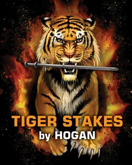 Tiger Stakes By Hogan